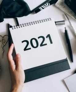 planer kalendarz 2021